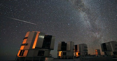 featured meteors