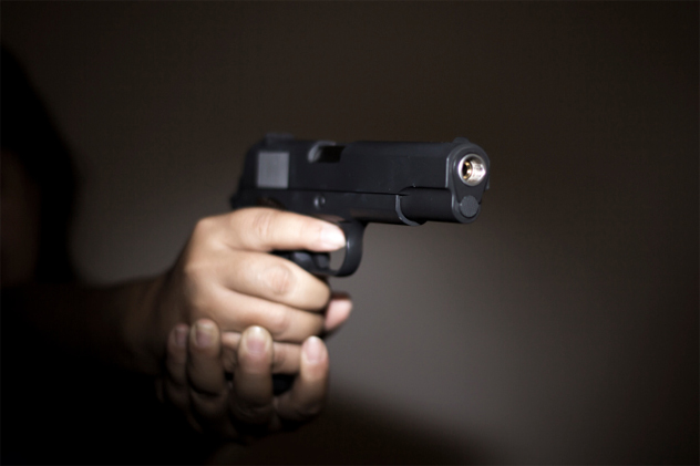 9- gunshot