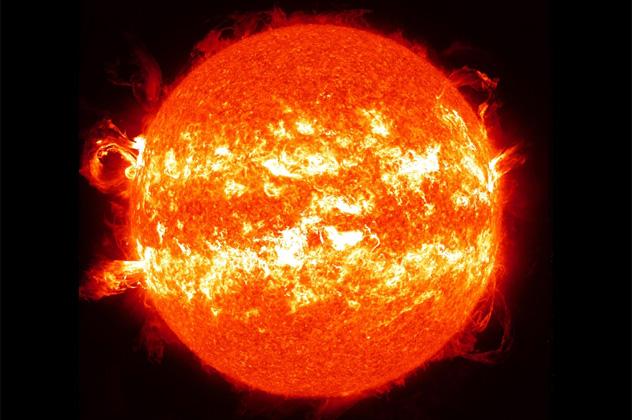 8- sun
