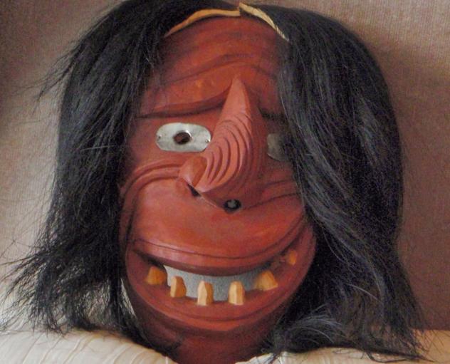 iroquois false face