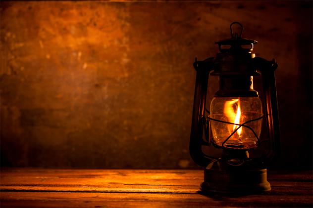 4- oil lamp