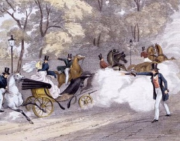 Edward_Oxford_shoots_at_H._M._the_Queen,_1840