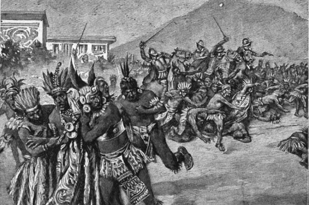 the battle of cajamarca an end The battle of cajamarca, also known as the massacre of cajamarca, ultimately led to the end of the inka empire but it might have gone much differently had the inka not just been through a massive epidemic and a civil war.