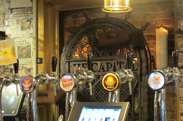 8- beer menu