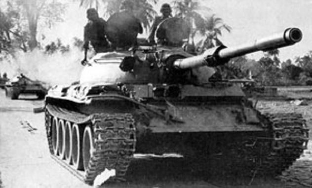 T-55_tanks_in_the_Bangladesh_Liberation_War