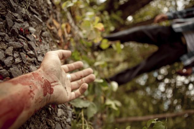 Woods murder