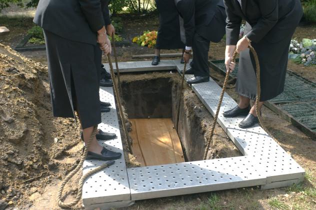 2 burial