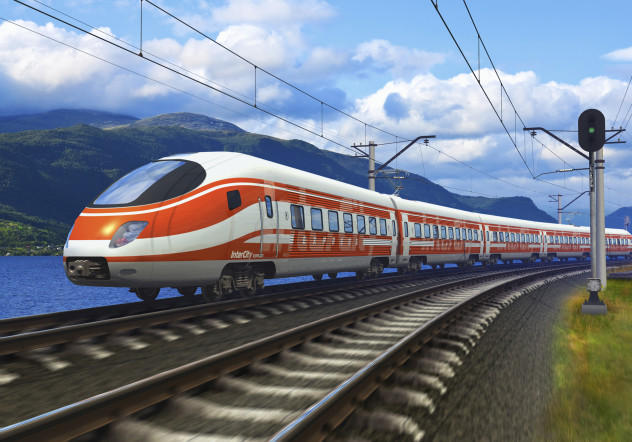 4 high speed rail