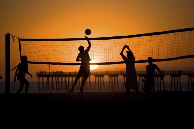 9 volleyball