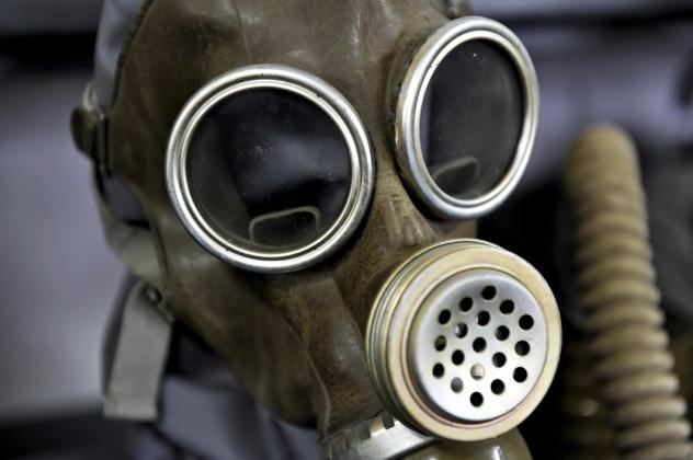 4 gasmask