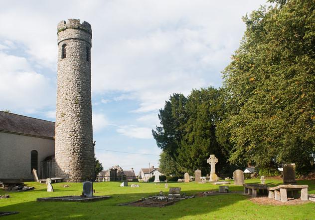 7 round tower