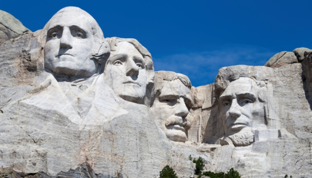 10 obscure facts about great works of art listverse for Interesting facts about mount rushmore