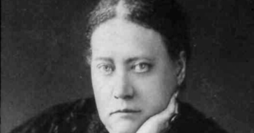 Madame Blavatsky Featured
