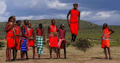 Masai Featured