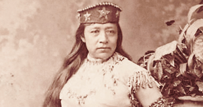 Sarah Winnemucca Featured