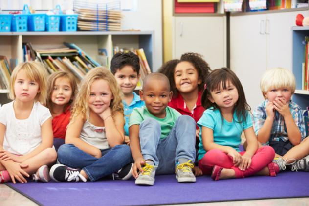 hoard of terrifying children