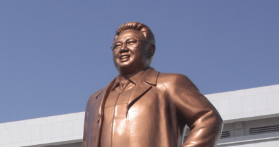 Kim Jong Il Statue Featured