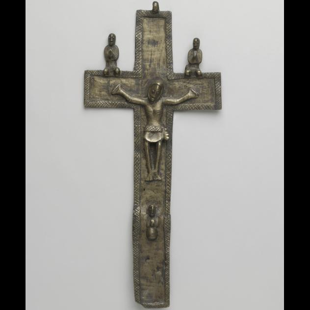Kongolese Crucifix