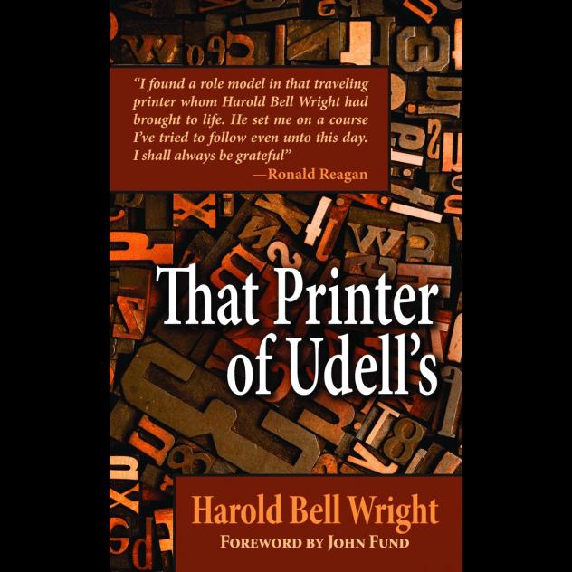 Printer of Udell's