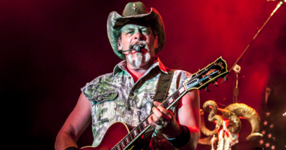 Ted Nugent Featured