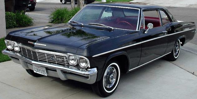 1960s Bel Air