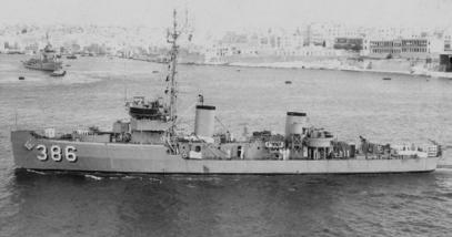 USS Tercel Featured