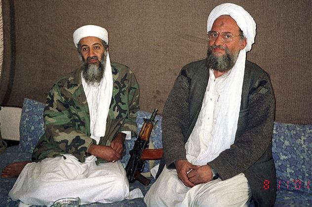 7- osama bin laden raid was staged