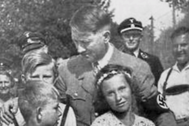 Hitler with Kids