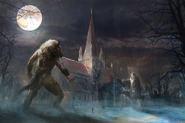 6- revenant werewolf