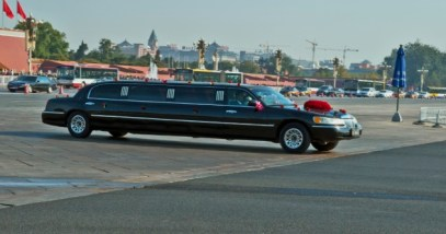 Diplomatic Limo Featured