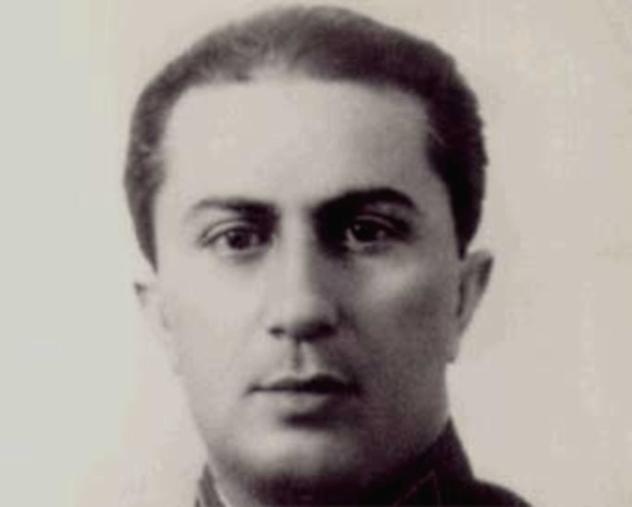 Yakov Stalin