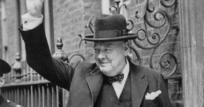 Winston Churchill Featured