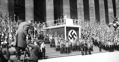 Berlin, NS-Kundgebung im Lustgarten