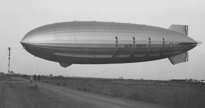 USS Akron Featured