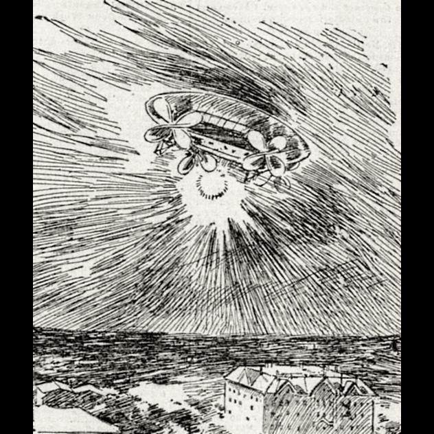 1896 Airship