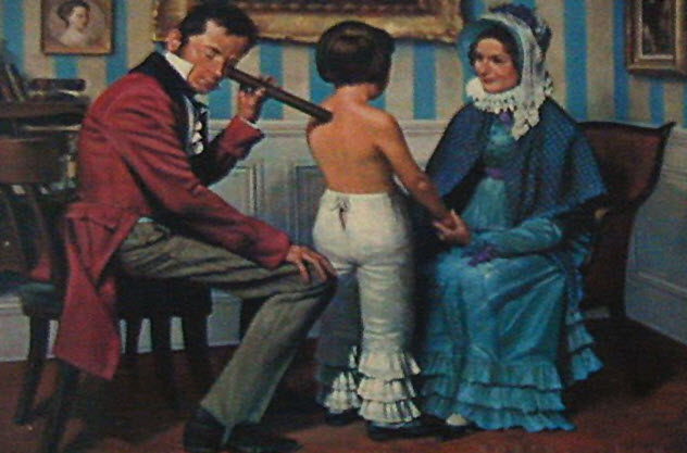 6-rene-Laennec-stethoscope-despeck