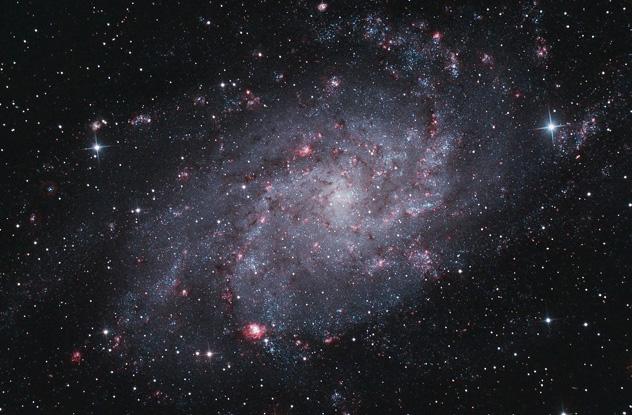 Astronomy saturn amateur