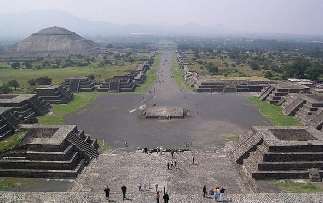 9-Teotihuacan