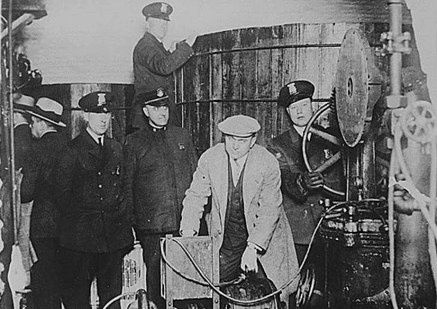 Prohibition Police