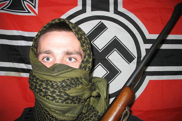 10- neo-nazi