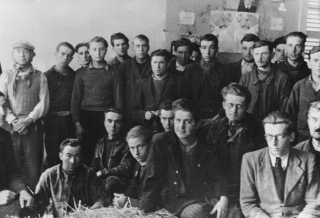 French Resistance Prisoners