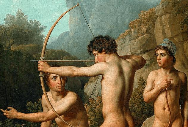 Spartan Archery Training