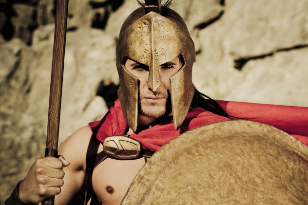 10 Interesantes costumbres acerca de los Espartanos