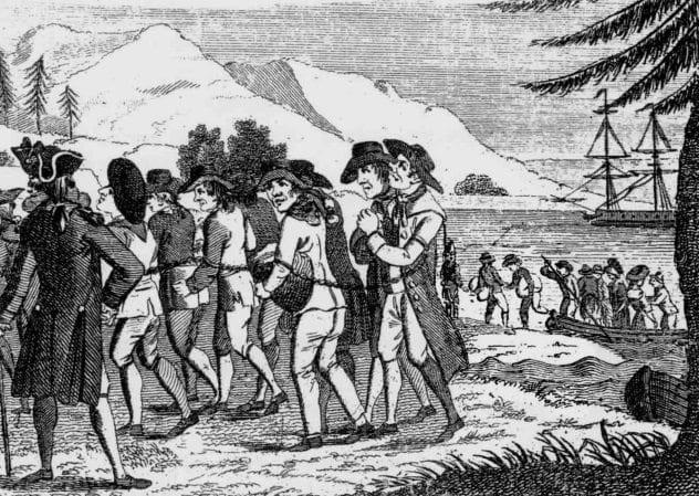 10 Casos de tatuajes forzados a través de la historia