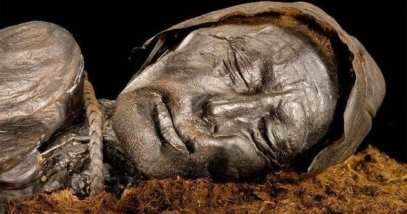 Tollund Man Featured