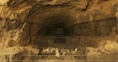 Teotihuacan Mercury Tunnel Featured