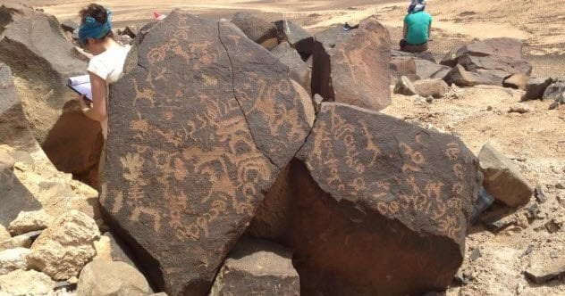 5-Safaitic-Rock-Scripts