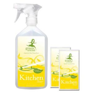 Green Irene Kitchen Cleaner