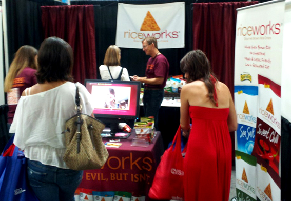 riceworks booth