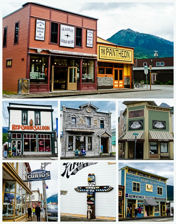 Skagway Buildings